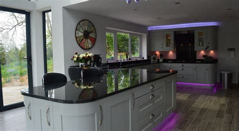 real kitchens interiors  living