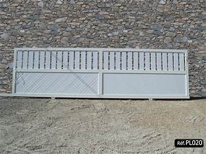 Avis Portail Alu Brico Depot : portail coulissant brico depot chic portail coulissant 4m ~ Edinachiropracticcenter.com Idées de Décoration