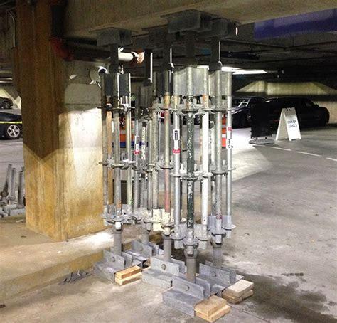 centennial cus parking deck centennial place parking deck innovative engineering