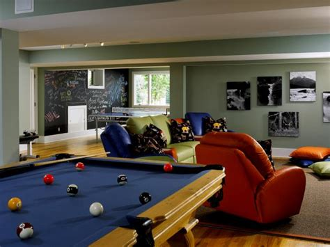 Kids' Media Rooms Pictures, Options, Tips & Ideas Hgtv