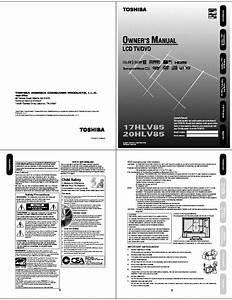 Toshiba Service Manual Free Download