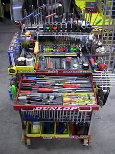 Super Tuned Tool Cart Pics (Motorcycle Purposed) - The
