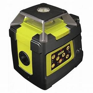 Laser Rotatif Stanley : niveau laser rotatif int rieur ext rieur rlhv stanley ~ Edinachiropracticcenter.com Idées de Décoration