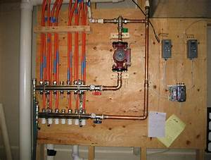 Solar House Heating System