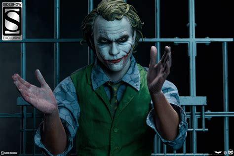 Heath Ledger Joker Gets Premium Format Figure From