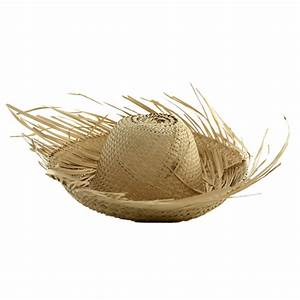 Child's Natural Pava Hat Your Puerto Rico / Caribbean