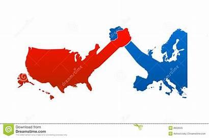 Europa Europe Staaten Staten Verenigde Stati Vereinigte