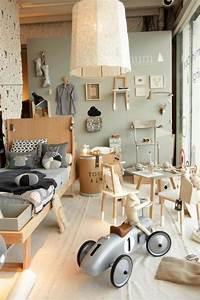 Farbe Für Holzmöbel : kinderzimmer gestalten kreative ideen in farbe holzm bel bett und spielzeug ~ Sanjose-hotels-ca.com Haus und Dekorationen