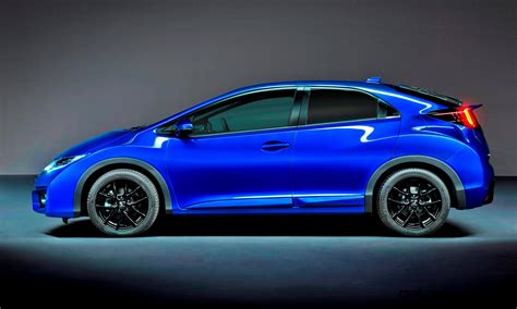 2015 Honda Civic Sport Is New For Uk With Typer Styling