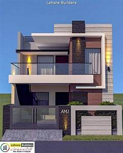 7, Marla, House, Front, Elevation, Designs, And, Exterior, Ideas