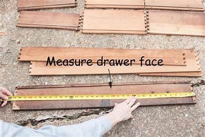 Drawer Slides Dresser Install Slide Step Attach