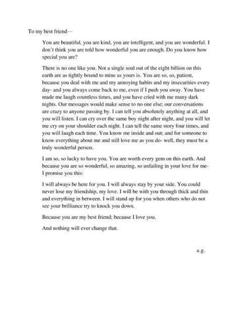 friend letters ideas  pinterest