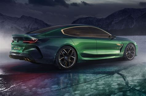 m8 gran coupe bmw m8 gran coupe concept looks like a proper m flagship motor trend