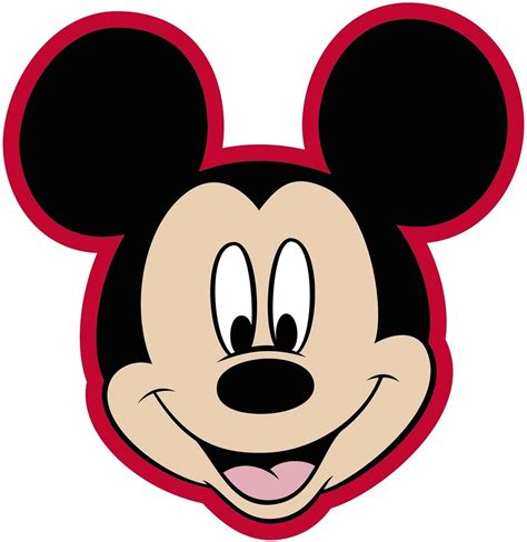 Mickey Mouse Shape Images  Reverse Search