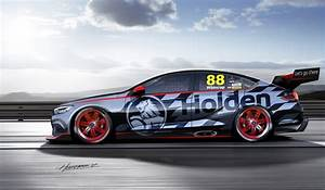 2018 Holden Commodore racer revealed for Australian Supercars Championship photos CarAdvice