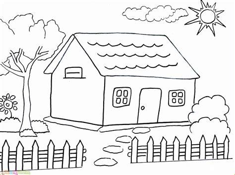 13 gambar mewarnai rumah adat untuk anak 2020