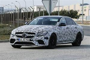 2018 Mercedes AMG E63 New Spy Shots GTspirit