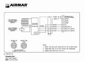 Airmar B60 Transducer Wiring Diagram