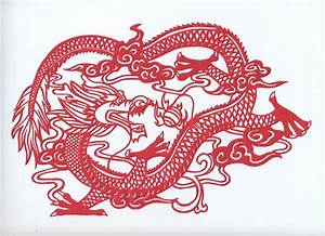 chinese dragon paper cut by armuri on deviantart With chinese paper cutting templates dragon