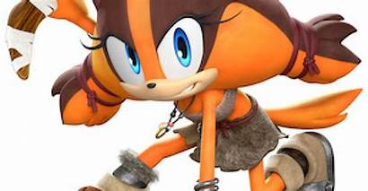 Sonic Boom Character Gets Licenseglobal