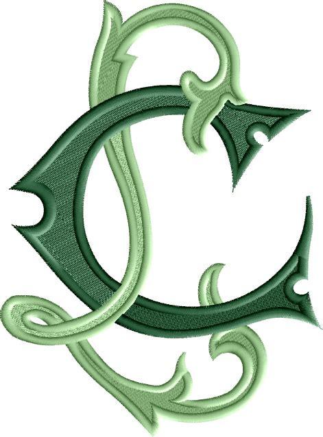lc monogram