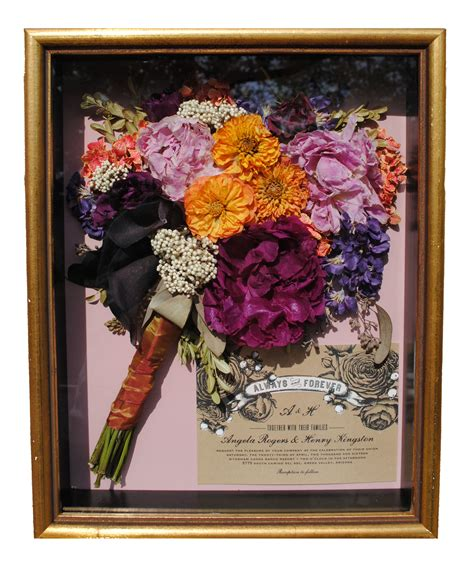 wedding flowers  shadow box flowers healthy