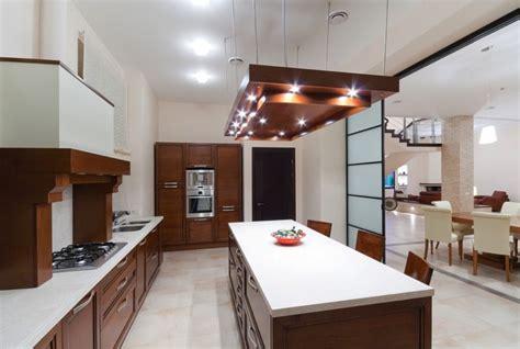 eclairage pour cuisine moderne 41 idées pour bien éclairer un plan de travail ou un îlot