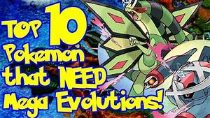 Pokemon That Need Mega Evolutions | www.pixshark.com ...