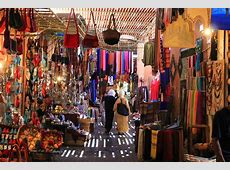 La Medina de Marrakech attention dérive possible