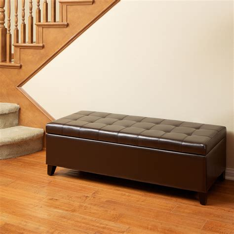 leather bedroom benches diy bedroom storage bench ideas