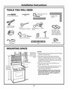 Tools You Will Need  Mounting Space  Installation