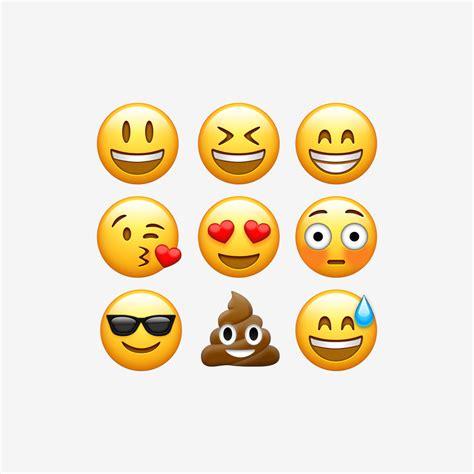 Emoji Images Vector Emoji Apply Pixels