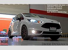 Review Luxeon LED Fog Lights for Fiesta ST + HID Kit
