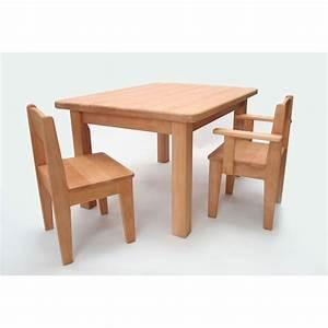 Kinder Tisch Stuhl : kinderstuhl holz buche ge lt sitzh he 26 cm tisch ~ Lizthompson.info Haus und Dekorationen