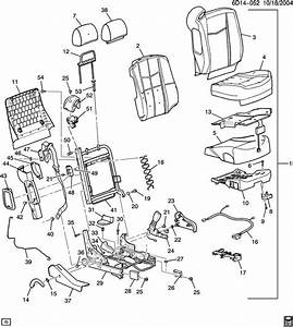 Cadillac Cts Module Kit  Inflatable Restraint System