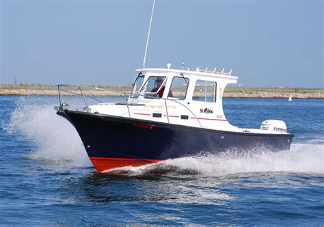 Eastern Boats by Research 2012 Eastern Boats 27 Lobsterfisherman On