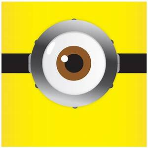 Minion Eye Template Images  U0026 Pictures