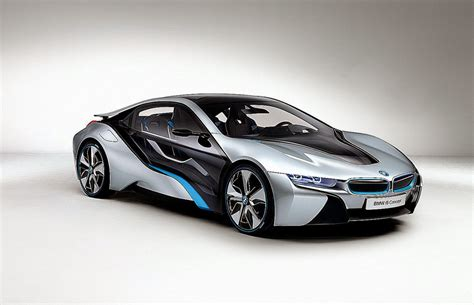 Bmw I8 Concept Car Wallpaper