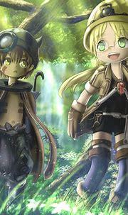 14+ Cute Anime Wallpaper Abyss Wallpaper For Mobile - Baka ...