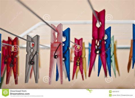 pince a linge anglais pince 224 linge en plastique photo stock image 43312070