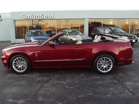ford mustang convertible stock   sale
