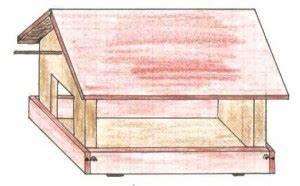 Vogelhaus Bauen Mit Kindern : vogelfutterhaus bauen bauanleitung kostenlos ~ Lizthompson.info Haus und Dekorationen