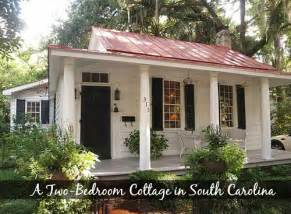 two bedroom cottage a cottage that was once a one room schoolhouse hooked on houses