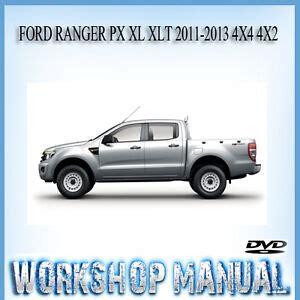 ford ranger px xl xlt     repair service
