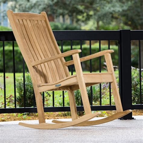 teak rocking chairs westminster teak furniture