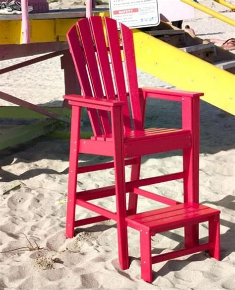 lifeguard chair plans build projects to try pinterest