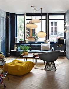 Awesome Salon Bleu Nuit Pictures Awesome Interior Home