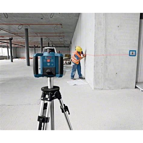 niveau laser interieur exterieur niveau laser rotatif grl 300 hv pack ext 233 rieur tr 233 pied mire bricozor