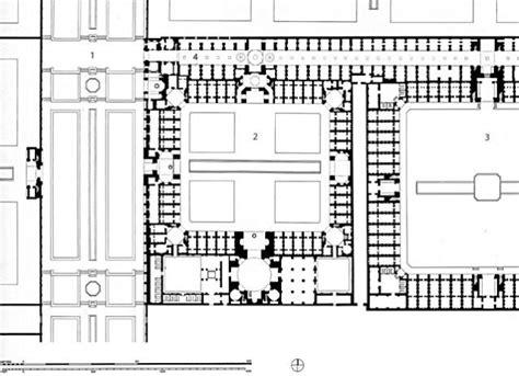 madrasah  madar  shah floor plan showing