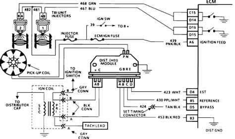 1989 Chevy 305 Wiring Harnes Diagram by 1989 Camaro With 305 Tbi Does Not Start